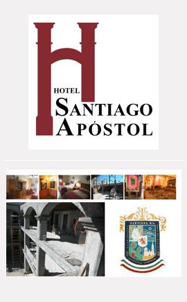 Identidad anterior | Hotel Santiago Apóstol
