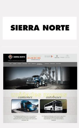 Identidad anterior | Sierra Norte