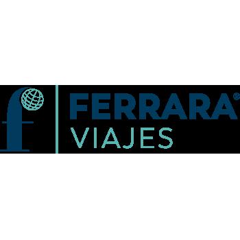 Logotipo Actual | Ferrara Travel