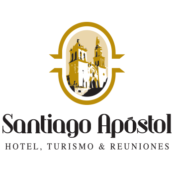 Logotipo Actual | Hotel Santiago Apóstol