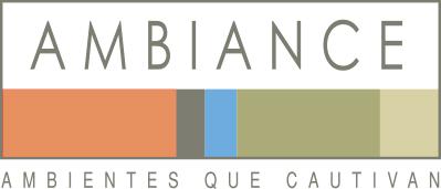 Logotipo Actual | Ambiance